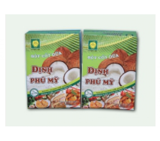 Bột cốt dừa - Bột sữa dừa - béo thấp